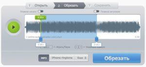 Несколько простых способов обрезки песню