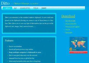 Программа Ditto: как эффективно работать с буфером обмена
