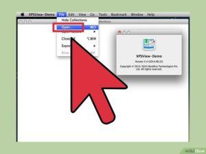 Как и чем открыть файлы формата XPS