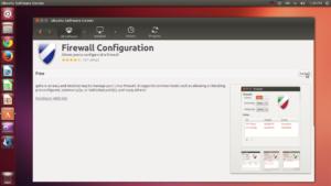 Настройка файрвола на Ubuntu