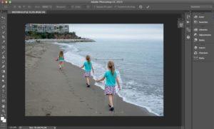 Как изменить размер фото в Photoshop