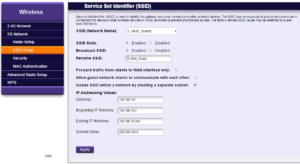 Что такое SSID сети и для чего нужен этот идентификатор