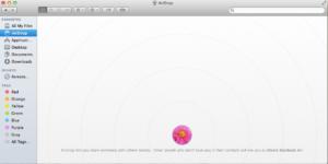 Правила настройки и использования AirDrop на iPhone и MacBook