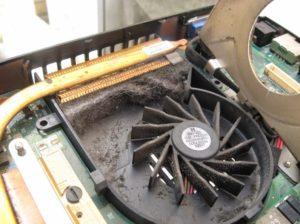 Что делать при сильном шуме вентилятора в ноутбуке