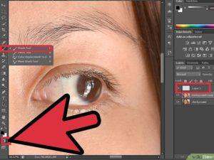 Как «наложить» макияж в программе Adobe Photoshop