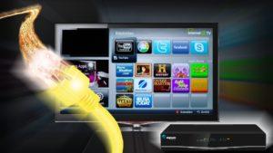 Просмотр IP-телевидения на телевизоре