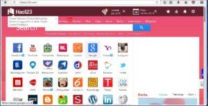 Правильное удаление Hao123.com из браузера