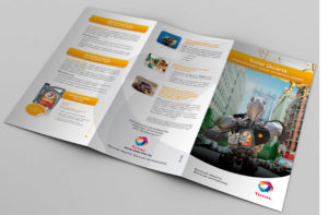 Как сделать буклет в Кореле — секреты рекламного успеха своими руками