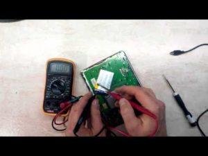 Реальное восстановление телефонного аккумулятора