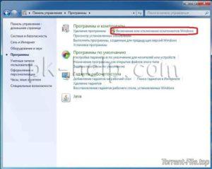 Средства удалённого администрирования сервера: установка, включение, удаление