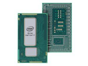 Выбор процессора для ноутбука