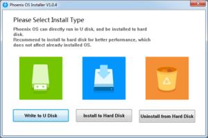 Как правильно выполнить установку и запуск Phoenix OS