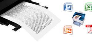 Печать на принтере текстовых документов с флешки