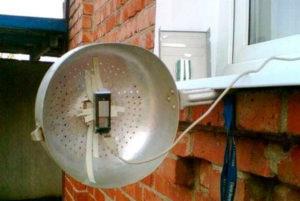 Усиление сигнала 3G или 4G-модема
