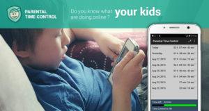 Установка родительского контроля на телефон или планшет от Android