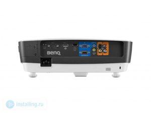Подключение и настройка проектора BenQ