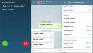 Как совершать звонки через «Telegram»