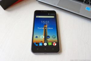 Большие возможности в солидном корпусе: обзор смартфона Turbo X5 Max
