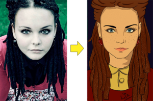Как делать арты и поп-арт в Photoshop
