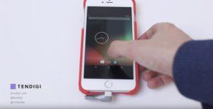 Превращение Android в iPhone