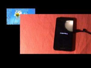 Как самому поменять прошивку на телефонах Blackberry?