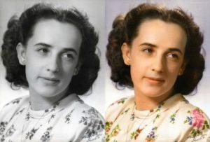 Превращение цветного фото в чёрно-белое в Фотошопе