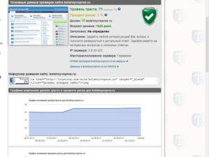 Антифишинг или проверка сайтов на мошенничество