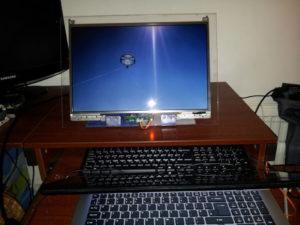 Использование ноутбука в качестве монитора для компьютера