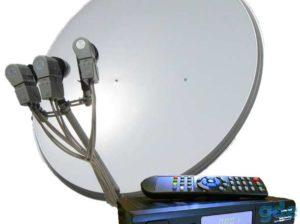 Прошивка и перепрошивка тюнера спутниковой антенны