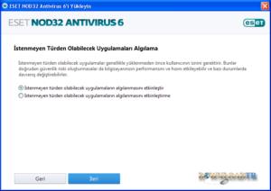 Исправление ошибки 1603 программы ESET NOD32 Antivirus
