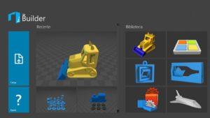 Всё о 3D Builder на Windows 10