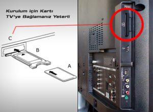 Подключение и настройка CAM-модуля