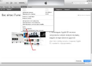 Как пользоваться iTunes Store