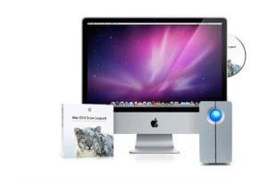 Переустановка и обновление Mac OS