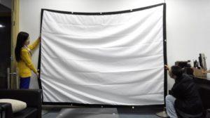 Изготовления экрана для проектора своими руками
