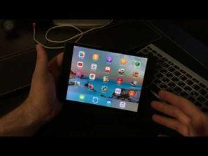 Правильная закачка фильмов на iPad