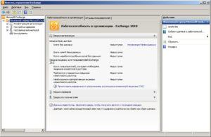 Правильная настройка Microsoft Exchange server
