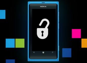 Разблокировка смартфона на Windows Phone