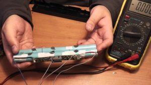 Как восстановить аккумулятор ноутбука