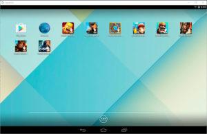 Android-игры на ПК с помощью эмулятора LeapDroid