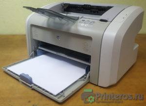 HP Laserjet 1020 не печатает – как исправить проблему