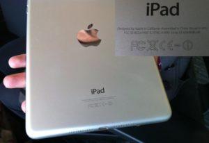 Как узнать модель iPad?