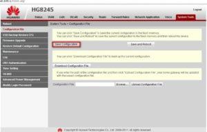 Как настроить и прошить роутер HUAWEI HG8245h
