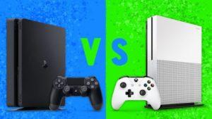 Что выбрать: Xbox one S или Sony Playstation 4 Slim