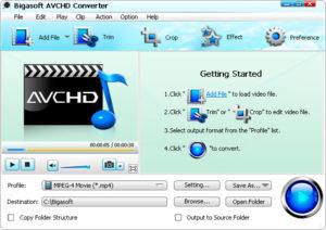 Видео высокого разрешения – открываем файлы с расширением AVCHD