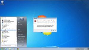 Способы исправления ошибки 0x80070005 Windows
