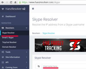 Как определить IP и местоположение пользователя Skype