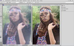 Повышаем качество фотографий в Photoshop