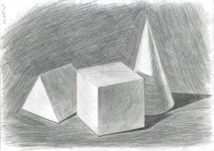 Как рисовать простые геометрические фигуры в Photoshop
