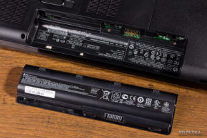 Как определить тип аккумулятора ноутбука